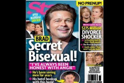 El encuentro secreto entre Brad Pitt y un actor porno gay en un hotel: