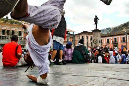 Lil Bat, de Badajoz, campeón de Extremadura de Break Dance