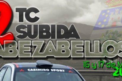 Doble victoria madrileña en el II Tramo Cronometrado en Subida Cabezabellosa