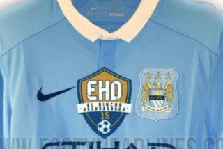 Desvelan la nueva camiseta del Manchester City