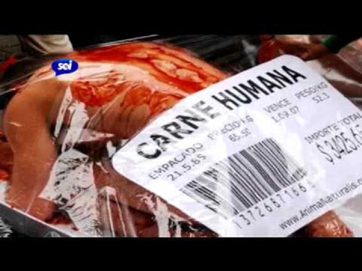 El restaurante servía carne humana sin tropezones y 'sangraba' hasta a un cura despistado
