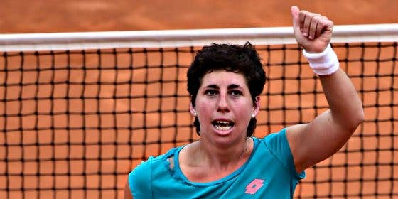 La rusa Sharapova impide a Carla Suárez cerrar en Roma una semana mágica