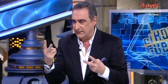 Carlos Herrera deja colgados a Josemi, Latre y otras cuatro de sus figuras