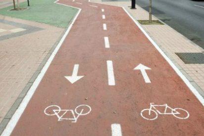 El carril bici de Cáceres sufrirá cortes en algunos tramos