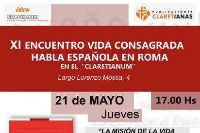 XI Encuentro Vida Consagrada en habla española en Roma