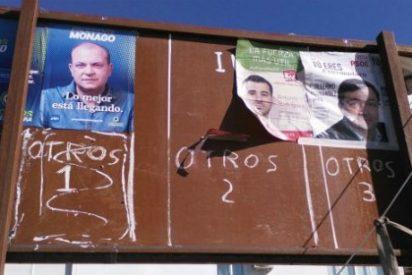 PODEMOS Montijo denuncia al alcalde de la localidad por arrancar carteles