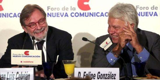 El País se apunta a la tesis de Rivera y pide un cambio generacional