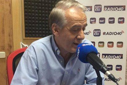 """Ignacio Cembrero: """"El Gobierno marroquí contactó con el de Zapatero para exigirle a Prisa mi cabeza de El País"""""""