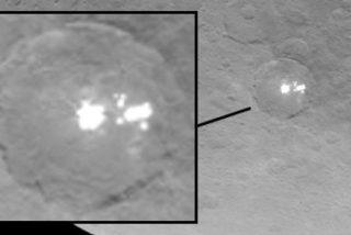 Las misteriosas luces de Ceres fotografiadas por la NASA... ¡más cerca que nunca!