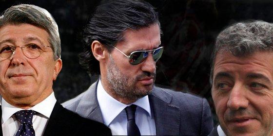 Cazados reunidos en un hotel de Madrid para fichar a dos jugadores