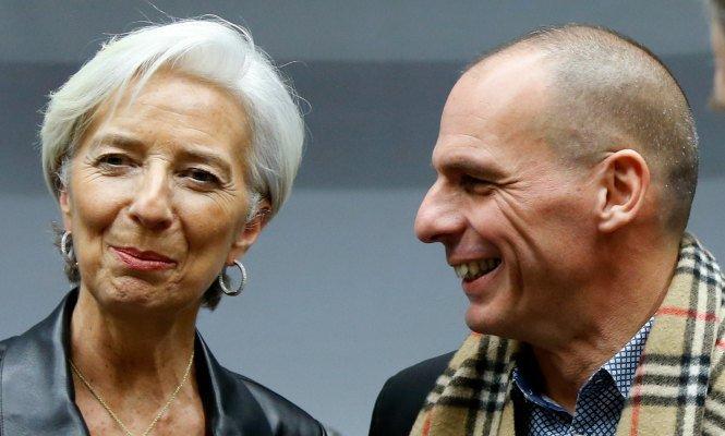 La Grecia de Syriza usa sus 'últimas' reservas para pagar al Fondo Monetario Internacional