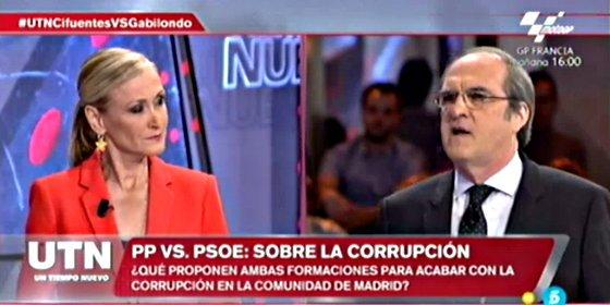 Podemos se pone de los nervios y acusa a Telecinco de censurar a su candidato a la Comunidad de Madrid