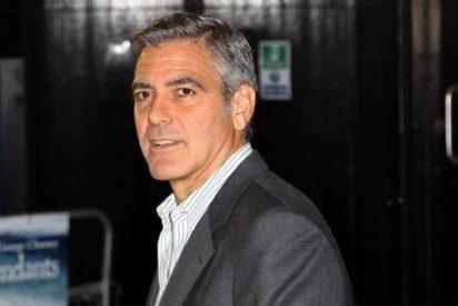 George Clooney presenta su última película 'Tomorrowland' en Valencia