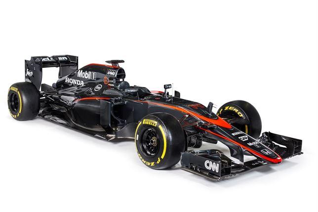 Así es el nuevo coche de Alonso tras las mejoras