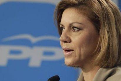 Cospedal, secretaria general del PP, dice que el PP debe cambiar en comunicación