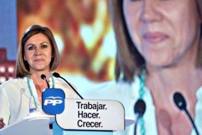 Cospedal está al borde de una nueva mayoría absoluta en Castilla-La Mancha