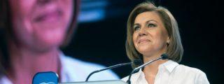 María Dolores Cospedal se queda a un escaño de la mayoría absoluta