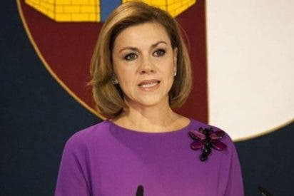"""Cospedal defiende la """"mayoría fuerte y suficiente"""" del Partido Popular"""