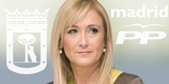 Cristina Cifuentes gobernará la Comunidad de Madrid si alcanza un acuerdo con Ciudadanos
