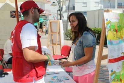"""Cruz Roja Extremadura recomienda: """"También ante el calor, Quiérete Mucho"""""""