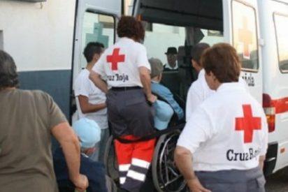 Un total de 396 personas utilizaron el servicio de transporte de Cruz Roja en Extremadura