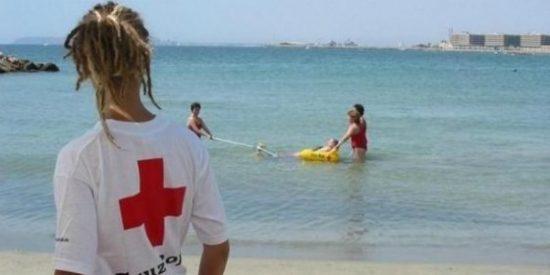 Cruz Roja Mérida impartirá un curso de Socorrismo Acuático en junio