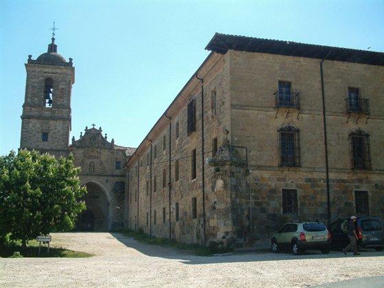 Camino de Santiago: Ayegui y el Monasterio de Santa María la Real de Irache