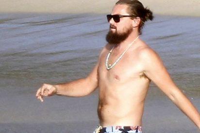 Leonardo DiCaprio, Adam Sandler o Ben Affleck sucumben a la moda de la tripita cervecera