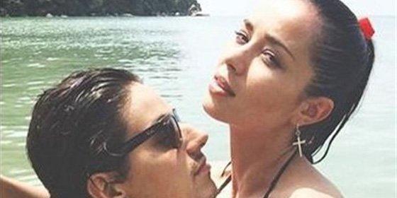 Dafne Fernández disfruta de un romántico viaje en Kuala Lumpur