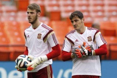"""Pedrerol advierte:""""De Gea va a vivir un calvario si viene al Madrid con Casillas en el banquillo, cualquier error suyo será portada"""""""