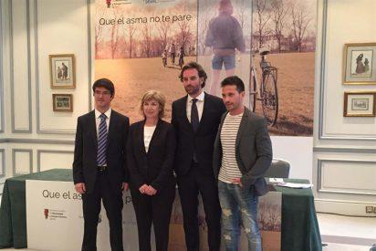 David de María, Susana Griso, Luís del Olmo, Natalia Verbeke y Abraham Mateo apoyan el Día Mundial del Asma