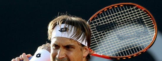 Ferrer choca con un Nishikori que peleará con Murray por repetir final en Madrid