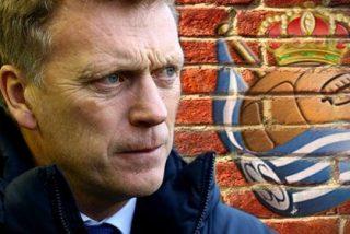 Aseguran que Moyes aceptará la oferta para abandonar la Real Sociedad