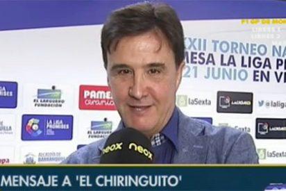 """'Recadito' de De la Morena a Josep Pedrerol: """"Me parece que deberías haber tratado con un poco más de cariño a Casillas"""""""