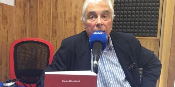 """Carlos Díaz-Güell: """"España se gasta más en loterías que lo que invierte en I+D y eso refleja lo que es este país"""""""