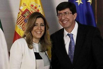 """Ignacio Ruiz-Quintano: """"Lo de Susana Díaz y el andaluz de Ciudadanos parece el mismo tongo que el Mayweather-Pacquiao"""""""