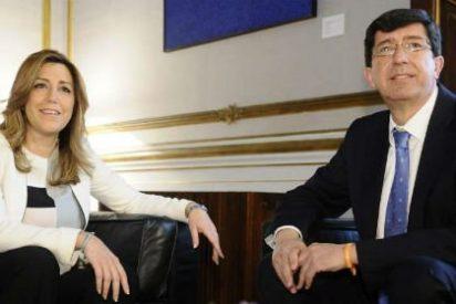 Ciudadanos acerca posturas con el PSOE y abre la puerta a la investidura de Susana Díaz