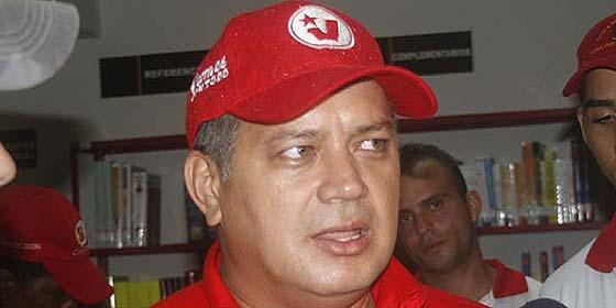 El chavista Diosdado Cabello envió droga a Europa a través de España