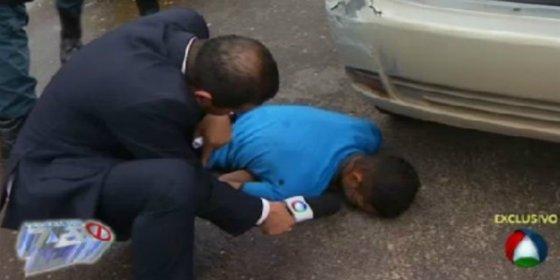 El vídeo del reportero dicharachero que intenta entrevistar a un cadáver
