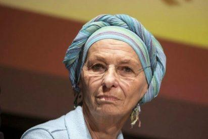 El Papa llama a Emma Bonino para interesarse por su salud