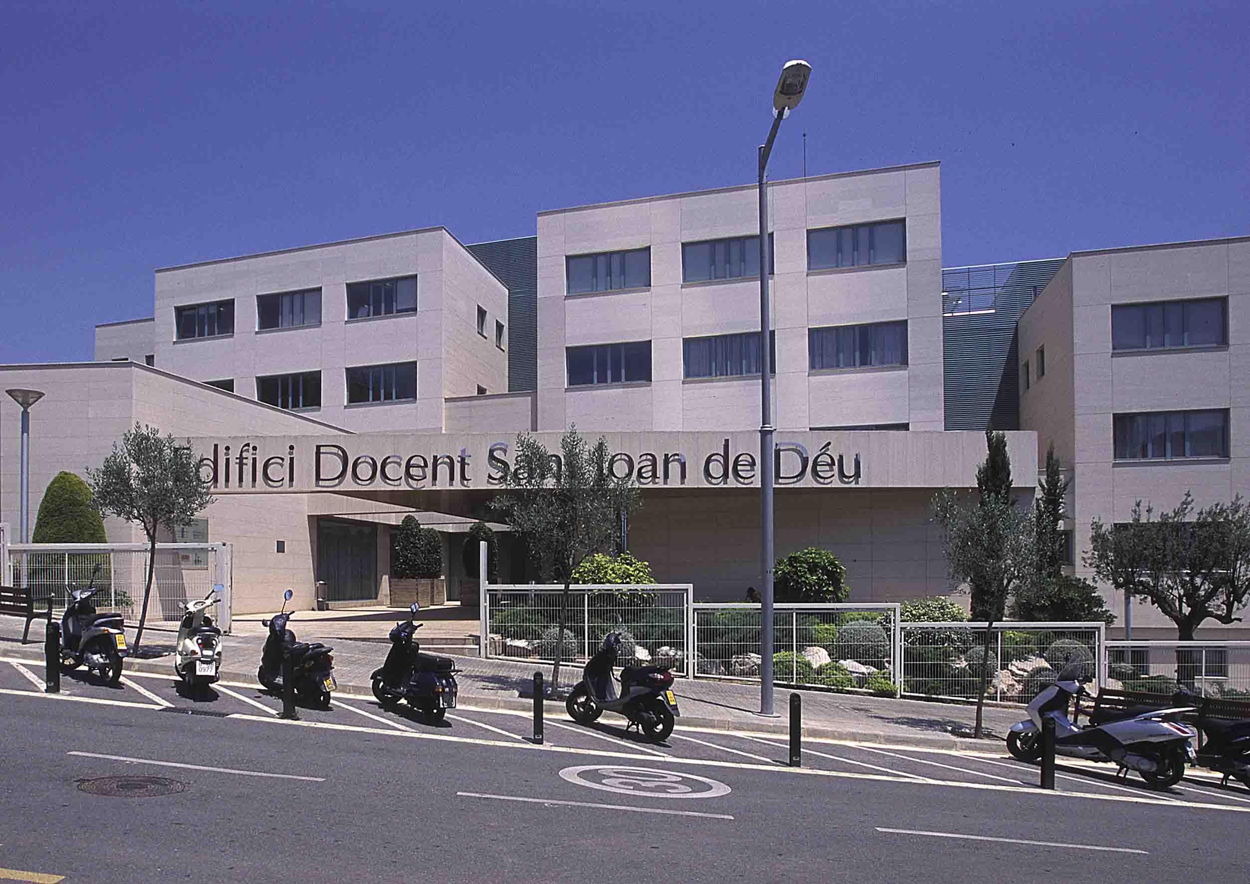 Cuidados auxiliares de enfermería en San Juan de Dios