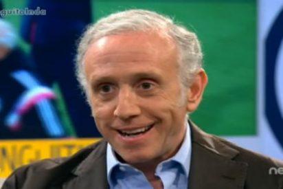 """Eduardo Inda respalda la decisión de Florentino Pérez: """"El vestuario del Madrid mandaba sobre Ancelotti"""""""