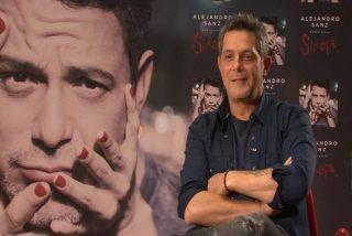 """Alejandro Sanz: """"No me gusta demasiado explicar de qué van las canciones, porque tienen sabores diferentes"""""""