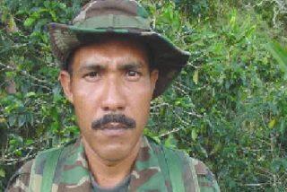 Confirman que el Ejército mató a 'Chaqueto', el narcoterrorista de las FARC que negoció la paz en Cuba