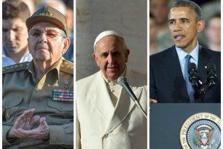 El Papa y Raúl Castro cerrarán en un encuentro con Obama durante su reunión