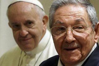"Raúl Castro: ""Si este Papa sigue así, regreso a la Iglesia católica"""