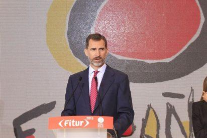 Felipe VI inaugura la XII edición del foro mundial Carbon Expo Barcelona