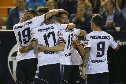 Las primas que cobrarán los jugadores del Valencia por entrar en Champions