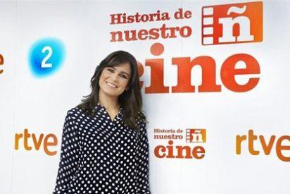 """Elena S. Sánchez presenta """"Historia de nuestro cine"""" en TVE"""