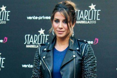 Elena Tablada estuvo presente en el coktail de Starlite